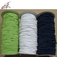 fashion elastic rubber cord for face masks