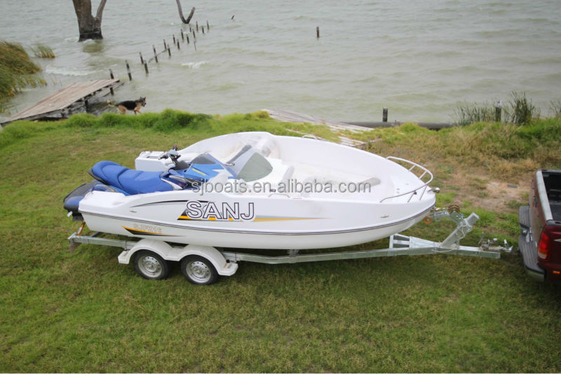 Sanj new design combined boat cheap fishing boat for sale for Cheap fishing boats for sale