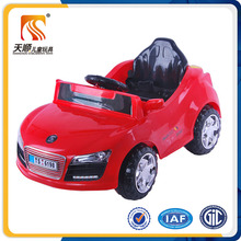 Kids electric ride on power car with remote control