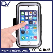 New Neoprene Material Armbands Compatible For iPhone 6 sports armband