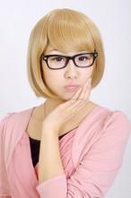 Alibaba Trade Factory Price 100% Kanekalon Fiber Synthetic Wig Heat Synthetic Hair Wig Synthetic Hair And Wig For Cosplay