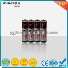 AA R6 heavy duty battery dry goods manufacturers united states