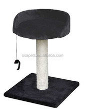 2015 Anhui OSA cat scratching post with toy and top bed