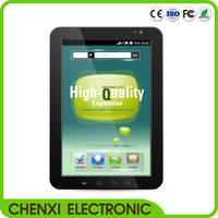 Promotional 8 GB capacity tablet PC with SIM card slot high definition 1280*800 display screen
