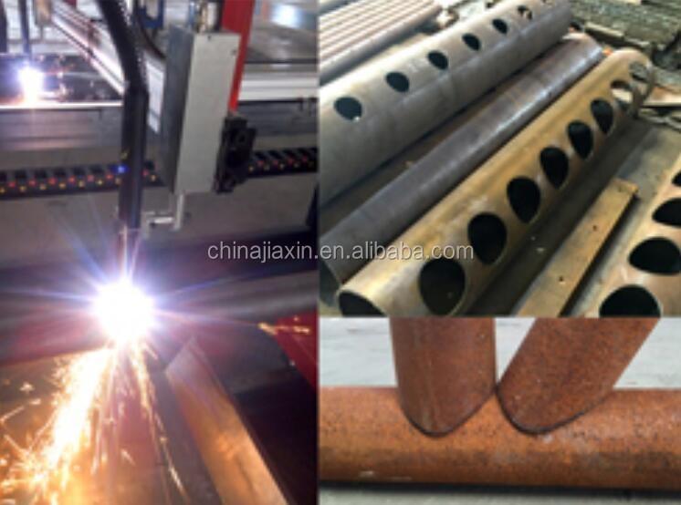2017 New Portable type Plasma Metal Pipe cutter machine, CNC metal tube cutting machine
