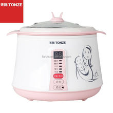 Mini Electric Porridge Cooker DDG-8B with Ceramic pot Special for Baby porridge,Baby Soup