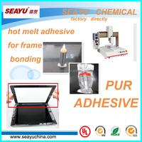 ST68- PUR hot Melt adhesive for phone bonding