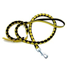 discount dog leash adjustable length with stop