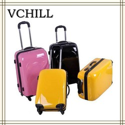2015 Hot Demand Colorfu l Fashion Design Carry-on ABS Luggage