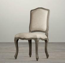 Silla de comedor simple silla de madera para el hogar DC-1015