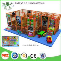 Amusement park kids Large items indoor soft play equipment for toddler