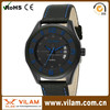 hot wholesale prodcuts big color multiple strap leather watch