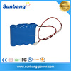 18650 7.4V 22000mah battery for electronic bike
