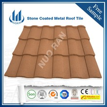Nuoran color stoned metalled roof tile/wood shingle roofing tile/metal roof
