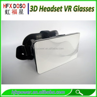 For iphone Smart phone 3d video glasses Virtual Reality 3D glasses Vr 3D