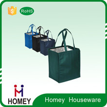 2015 Popular High Standard Cheap Customised Multifunction Insulated Grocery Bag