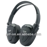 OEM approval airplane headphone with 85% external noise cancellation