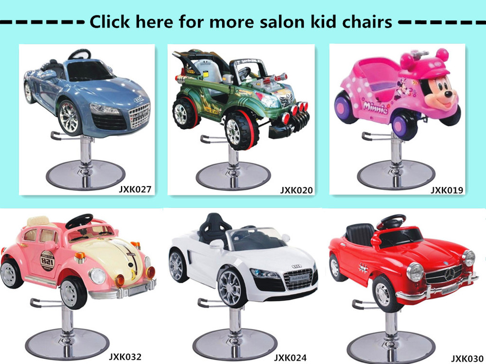 Pas cher cheveux salon enfant barbier voiture chaise for Chaise de voiture