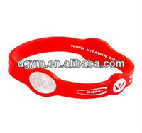 customize syionic strength power wristband