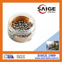 G100 hot sales 7.938mm high polished grinding steel ball