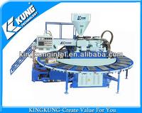 PVC\ TPR\PCU\TPU Sole injection Mchine moulding machine/Mchine moulding machine