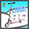 2015 new mini child scooter, 2 wheel electric standing scooter kids for 2+ to 13 years old JB201B popular in europe usa market