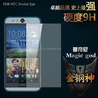 2014 PUDINI factory price screen protector for HTC Desire eye M910X tempered glass screen protector