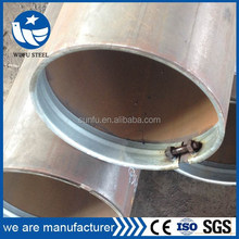 Prime quality carbon welded 300mm diamter steel pipe manufacturer