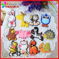 Custom new design promotional gift 3d fridge souvenir resin magnets