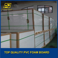 clear rigid foam pvc sheet