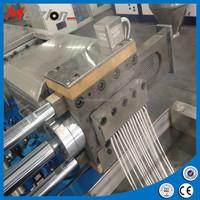Vacuum pump polyethylene extrusion Twin Screw Plastic Extruder