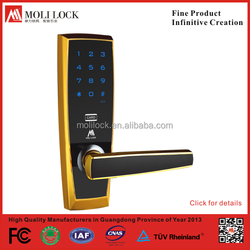 touch lock, touch screen keypad lock, digital door lock
