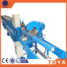 TOYA plastic inner lined galvanized pipe steel /pip forming machine