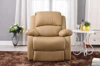 HC-H010 Comfortable recliner chair/sofa, Luxury Sofa Set/Solid wood home furniture chair/Living room chair