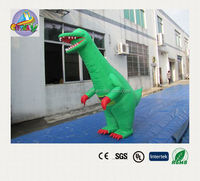 inflatable giant dragon / giant inflatable dragon /inflatable green dragon