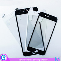 Touch screen glass film for iphone 6 and iphone 6 plus