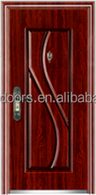 China Door Manufacture Entrance Doors Residential used Wrought Iron