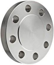 ANSI b16.5 4 Inch Class 150 Raised Face A182 F304 Stainless Steel Blind Flange
