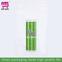 Transparent plastic bag with custom logo for clinical waste bags
