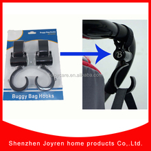 From kitty-50000pcs stock -Baby Products Plastic Stroller Buggy Hook