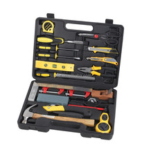 21pcs carpenter's tool set with PE blow case wood working tools
