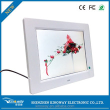 8 inch sex video playback unique digital picture frames home decoration products