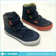 boy Buckle Strap shoe canvas shoes