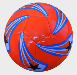 BEST SALE Sports PU Football machine Stitched Football soccer ball