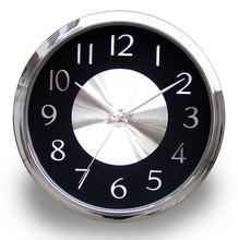 Round Shape Plastic Wall Clock