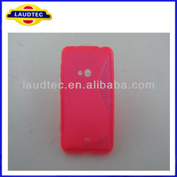 New products s line tpu Cover Case For Nokia Lumia 625 Cell Phone case Laudtec