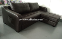 New design multi-purpose sofa bed with ottoman KWS-002B
