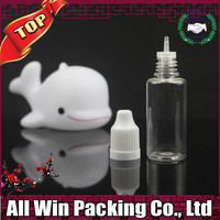ISO8317 top 10ml pet plastic dropper bottle with childproof cap on sale made in China