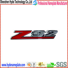 Manufacturers Supply adhesive large chrome letters
