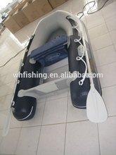 la fábrica de china baratos de barco de pesca inflable thundercat barco para la venta